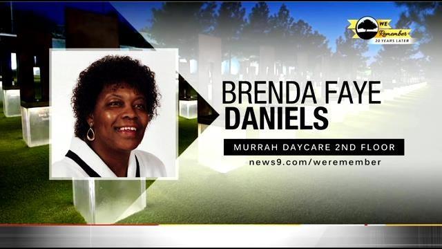 We Remember - 20 Years Later: Brenda Daniels