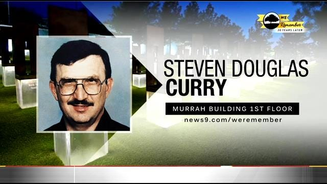 We Remember - 20 Years Later: Steven Curry