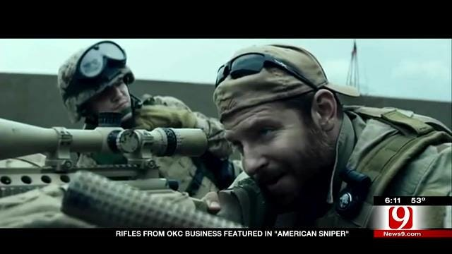 """Red Dirt Diaries: Rifles From OKC Business Featured In """"American Sniper"""""""