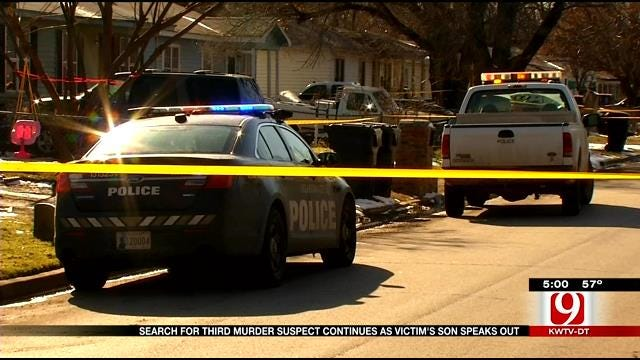 Father Of Three Killed In SW OKC Home Invasion