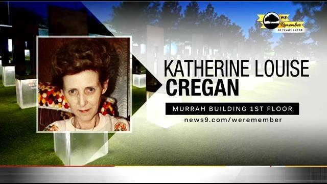 We Remember - 20 Years Later: Katherine Cregan