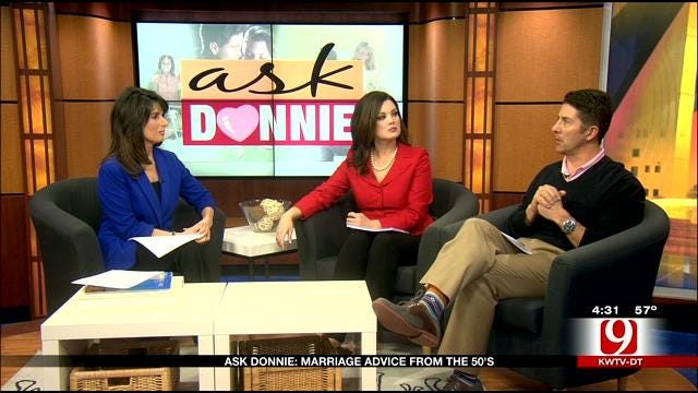 Ask Donnie: Marriage Advice From The 50's
