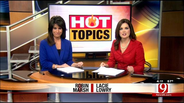 Hot Topics: Gift For Kids Creates Materialism
