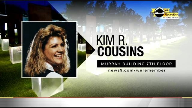 We Remember - 20 Years Later: Kim Cousins