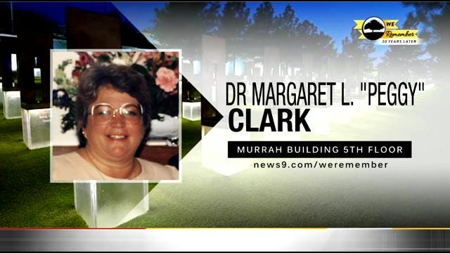 We Remember - 20 Years Later: Margaret Clark