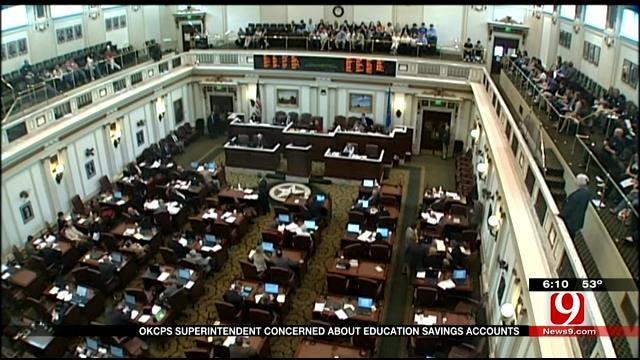 OKC Superintendent Neu Takes On Legislature