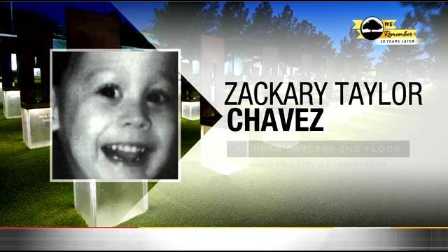 We Remember – 20 Years Later: Zackary Chavez