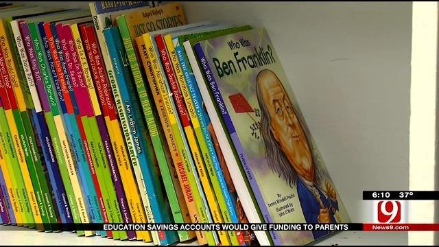 Controversial School Vouchers Considered In Oklahoma Legislature