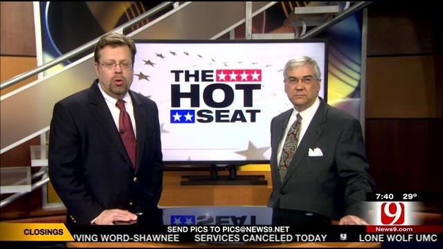 The Hot Seat: Sen. Brian Crain
