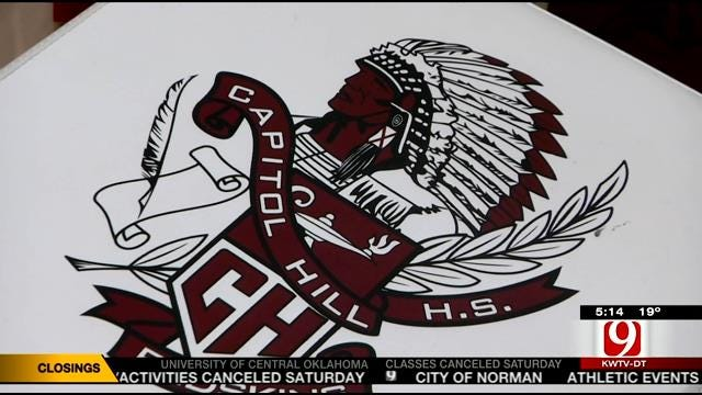 Capitol Hill Committee Closer To Naming New Mascot