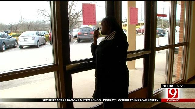 Security Scare Has One Metro School District Looking To Improve Safety