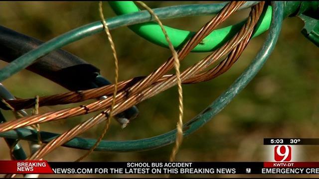 Copper Thieves Hit New Edmond Soft Ball Complex