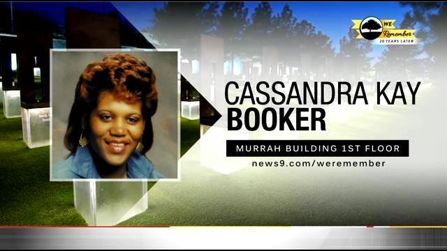 We Remember - 20 Years Later: Cassandra Booker