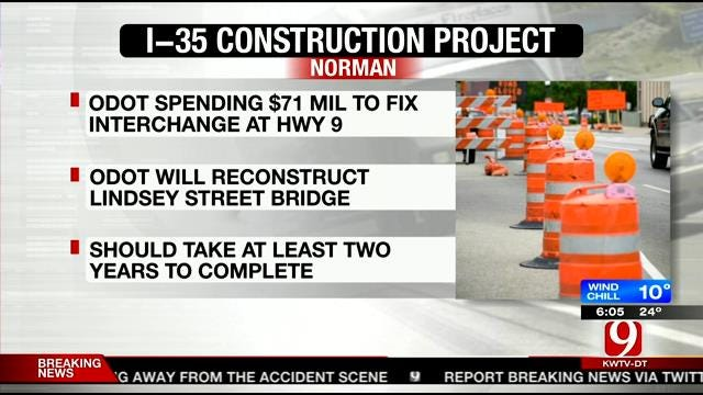 Meeting Thursday Night To Discuss Norman Construction Project