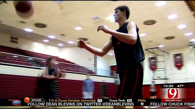 Mustang Basketball Aiming For Perfection