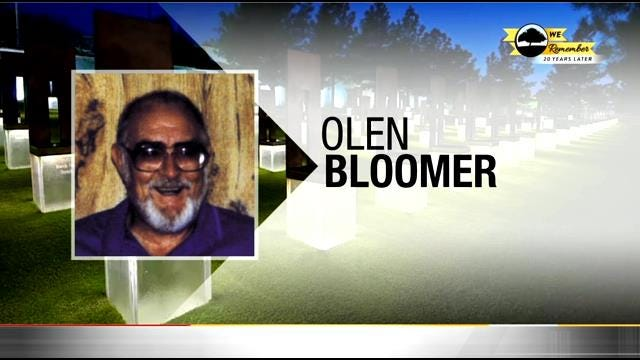 We Remember – 20 Years Later: Olen Bloomer