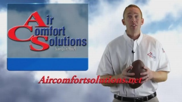 Air Comfort Solutions: Free Thermostat