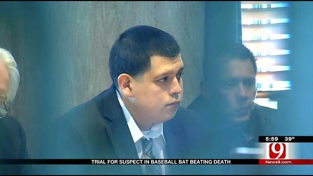 Testimony Begins In OKC Baseball Bat Brawl Murder Trial