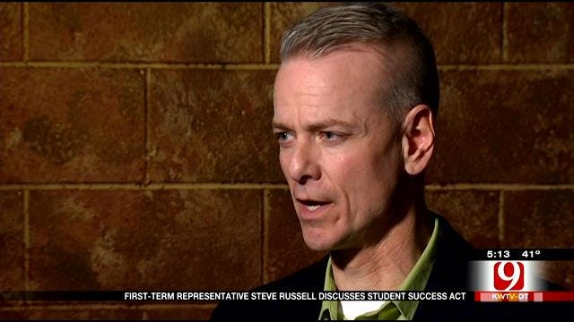 One-On-One With OK Freshman Congressman Steve Russell