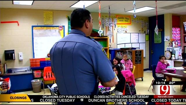 Plan In Place To Make OKC's Elementary Schools Safer
