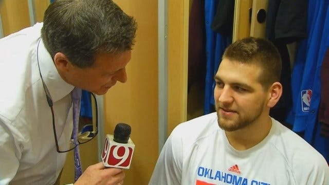 Dean Goes 1-on-1 With Mitch McGary