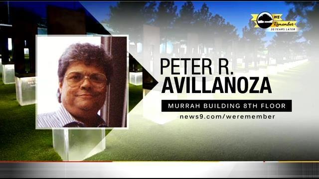 We Remember – 20 Years Later: Peter Avillanoza