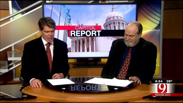 Capitol Report With Pat McGuigan: Rabbi Shlomo Riskin