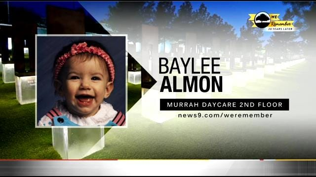 We Remember - 20 Years Later: Baylee Almon