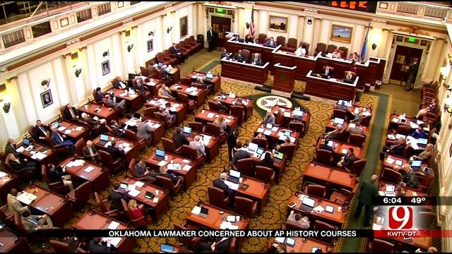 OK Superintendent Works With Rep. Fisher On AP History Bill Language