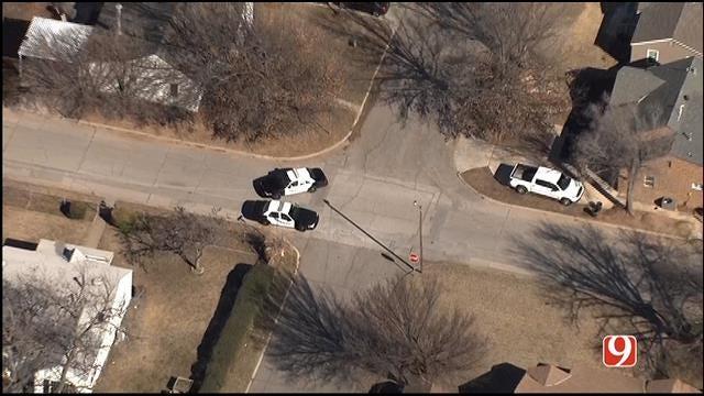 WEB EXTRA: SkyNews 9 Flies Over Manhunt In Bethany