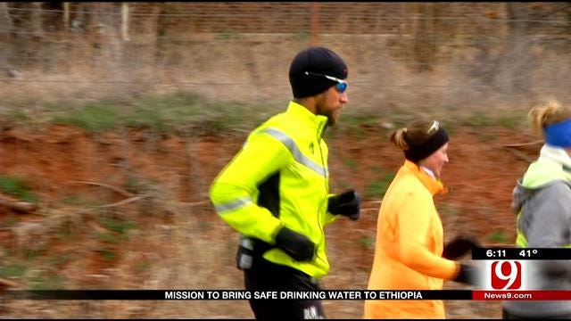 Mission To Bring Safe Drinking Water To Ethiopia