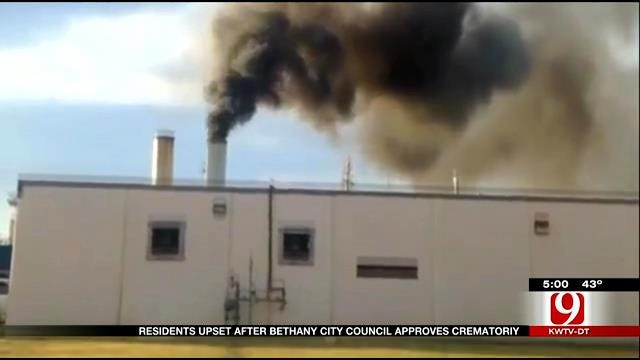 Residents Upset After Bethany City Council Approves Crematorium