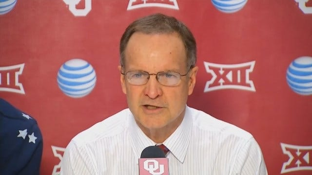 Lon Kruger Talks Sooners Comeback Against Texas