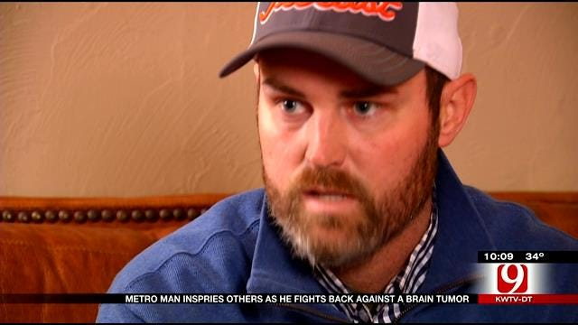 Metro Man Inspires Others As He Fights Brain Tumor