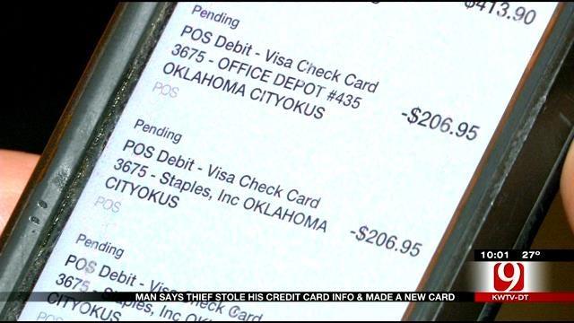 Metro Credit Card Skimming Crime Spree Continues
