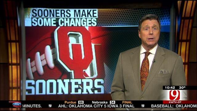 OU Football Coaching Changes