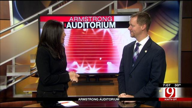 Armstrong Auditorium: Upcoming Events