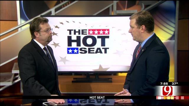 Hot Seat: Representative Jon Echols