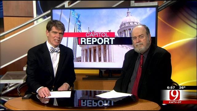 Capitol Report With Pat McGuigan: Tax Credits and Exemptions