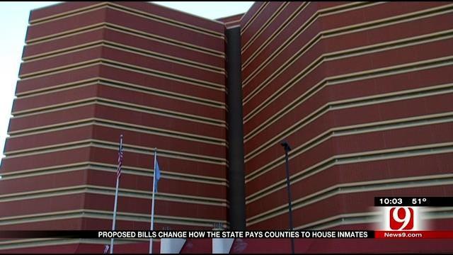 Oklahoma Sheriffs Fighting Proposed DOC Legislation