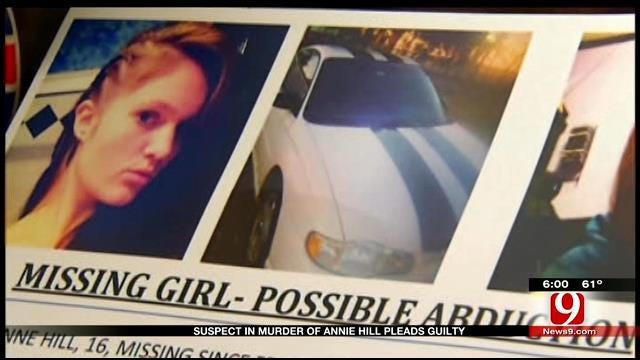 Annie Hill Murder Suspect Pleads Guilty