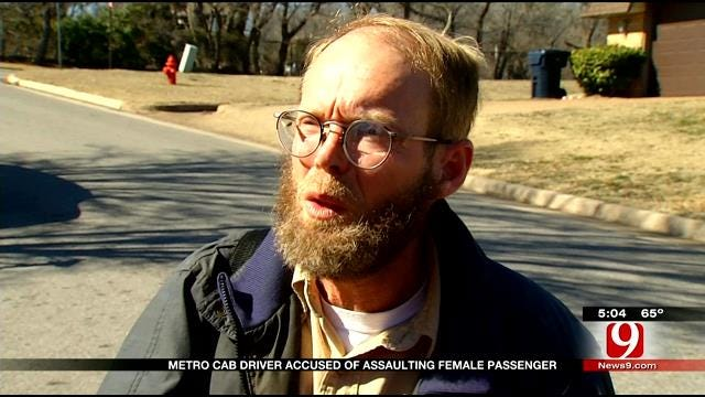 OKC Taxi Driver Arrested For Sexual Battery, Roommate Speaks Out