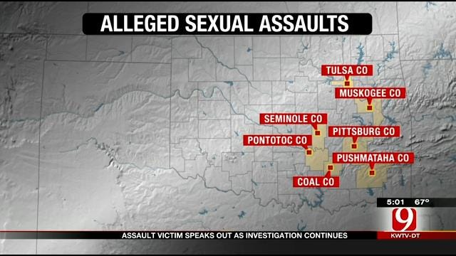 Serial Rapist Victim Breaks Silence