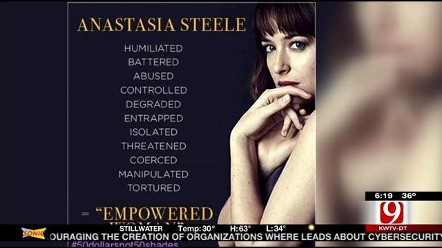'50 Shades Of Grey' Movie Hits Theaters, Stirs Controversy