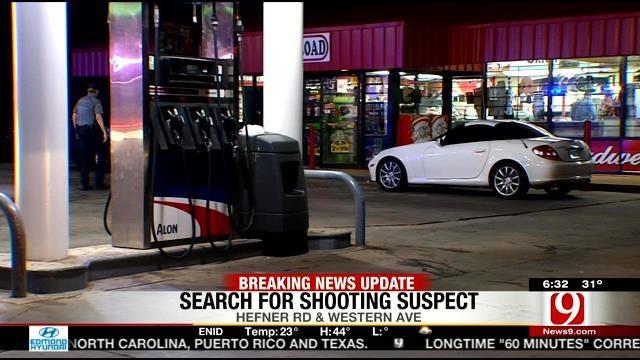 OKC Police Seek Man Who Fired Shots Into OKC Store
