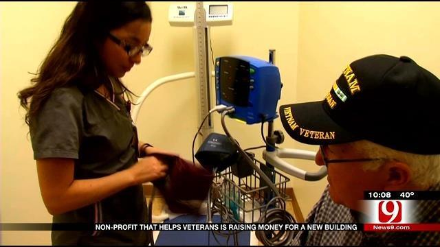 Non-Profit Group Helps Veterans Raise Money For New Building