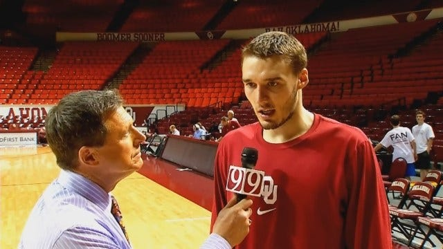 Dean Goes 1-on-1 With OU's Ryan Spangler