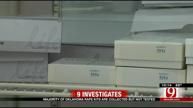 9 Investigates: Unprocessed Rape Kits