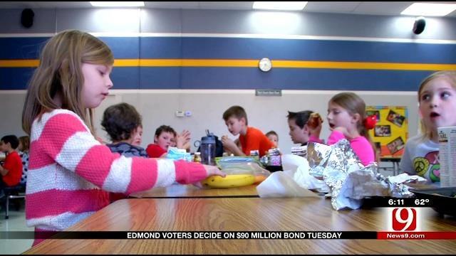 Edmond Voters To Decide On $91 Million School Bond