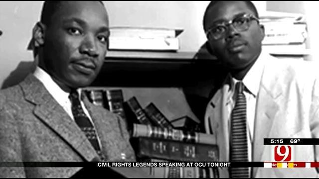 Oklahoma Christian University To Host Civil Rights Pioneers